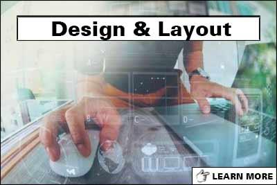 Layout and Design Services
